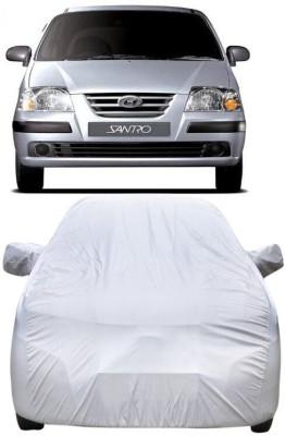 Mobiroy Car Cover For Hyundai Santro