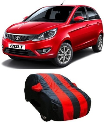 Dog Wood Car Cover For Tata Bolt