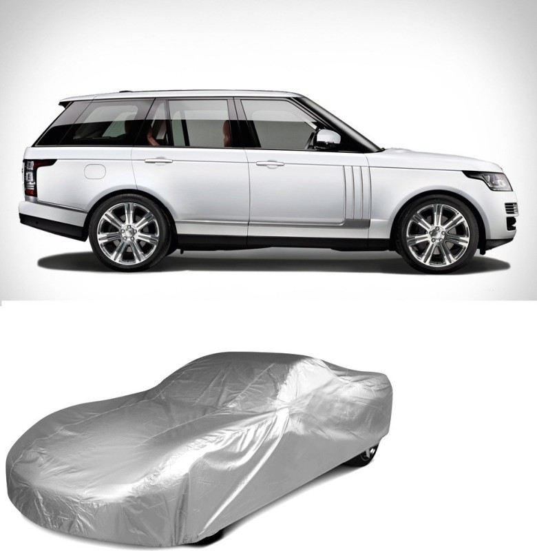 Creeper Car Cover For Land Rover LWB(Silver)