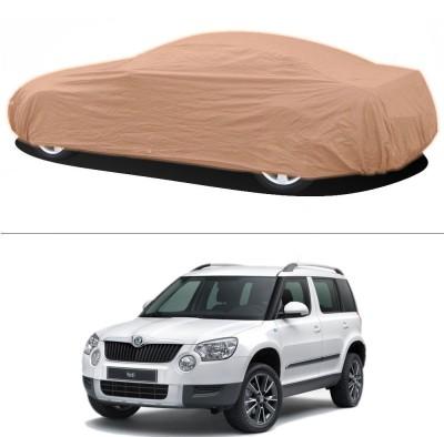 Millionaro Car Cover For Skoda Yeti