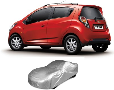 Dog Wood Car Cover For Chevrolet Beat