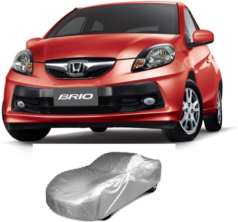 Autowheel Car Cover For Honda Brio(Without Mirror Pockets)