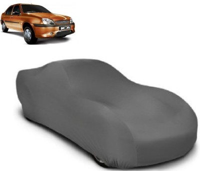 Dog Wood Car Cover For Ford Ikon