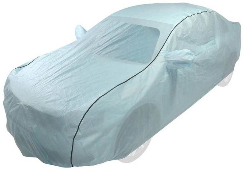 Raaisin CCG115 100% Waterproof Car Cover For Tata Indica(Grey)