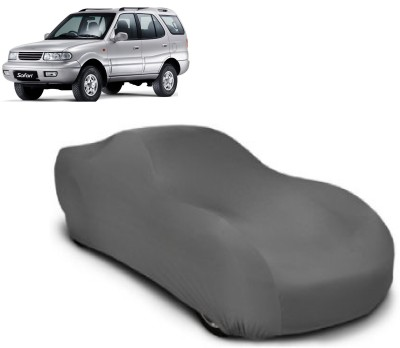 Auto Track Car Cover For Tata Safari