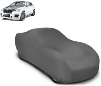 Dog Wood Car Cover For BMW X6