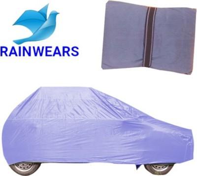 RAIN WEARS Car Cover For Hyundai, Chevrolet Santro, Spark