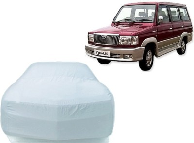 P Decor Car Cover For Toyota Qualis