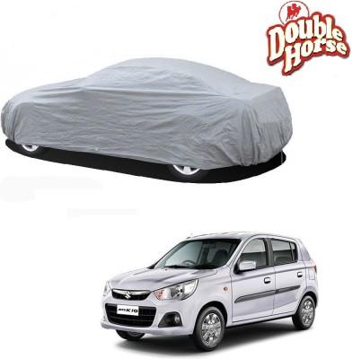 Double Horse Car Cover For Maruti Suzuki Alto K10