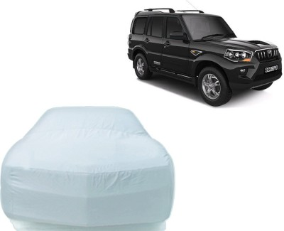 P Decor Car Cover For Mahindra Scorpio