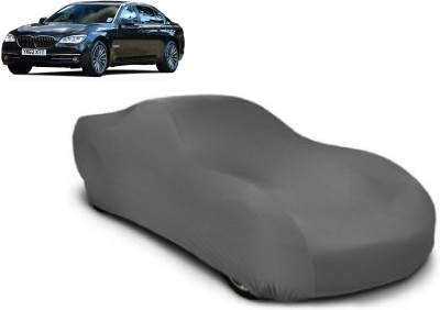 Dog Wood Car Cover For BMW 7 Series