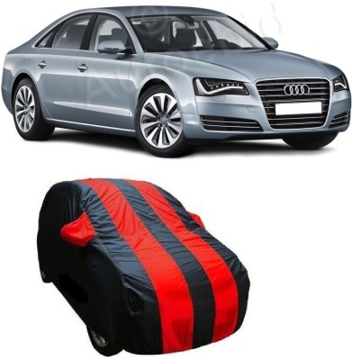 Dog Wood Car Cover For Audi A8