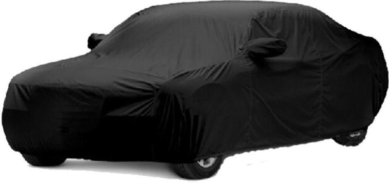 Retina Car Cover For Honda Amaze(Black)