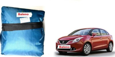 Mycar Car Cover For Maruti Suzuki Baleno(Grey)