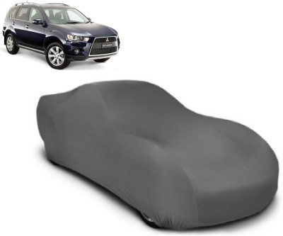 Dog Wood Car Cover For Mitsubishi Outlander