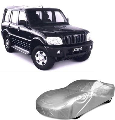 Iron Tech Car Cover For Mahindra Scorpio