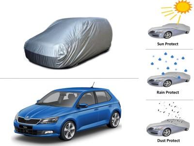 CreativeVia Car Cover For Skoda Fabia