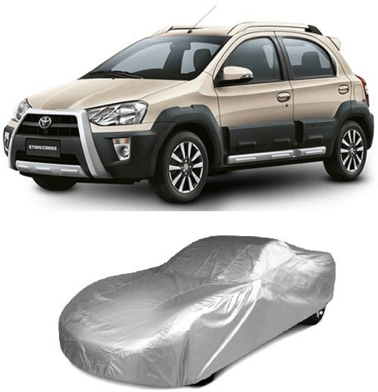 Autowheel Car Cover For Toyota Etios Cross(Without Mirror Pockets)