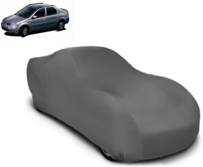 Auto Track Car Cover For Mahindra Verito