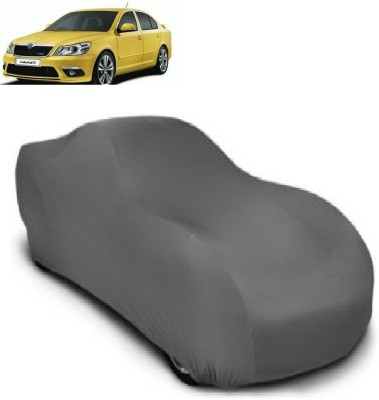 Auto Track Car Cover For Skoda Laura