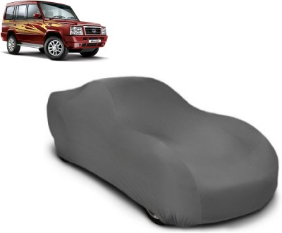 Auto Track Car Cover For Tata Sumo