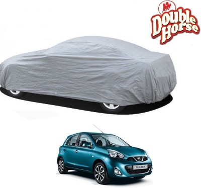 Double Horse Car Cover For Nissan Micra