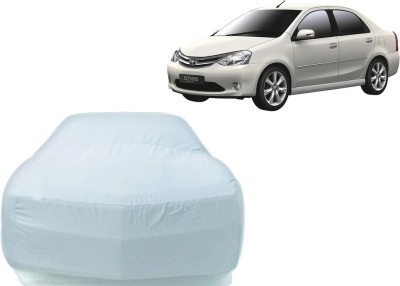 P Decor Car Cover For Toyota Etios