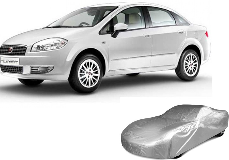 Autowheel Car Cover For Fiat Linea(Without Mirror Pockets)