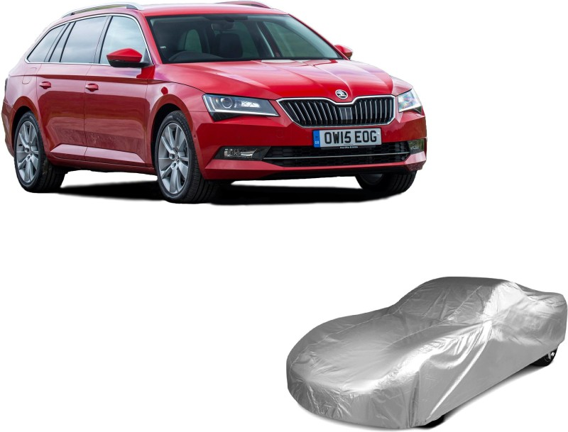 Autowheel Car Cover For Skoda Superb(Without Mirror Pockets)