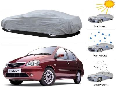 CreativeVia Car Cover For Tata Indigo