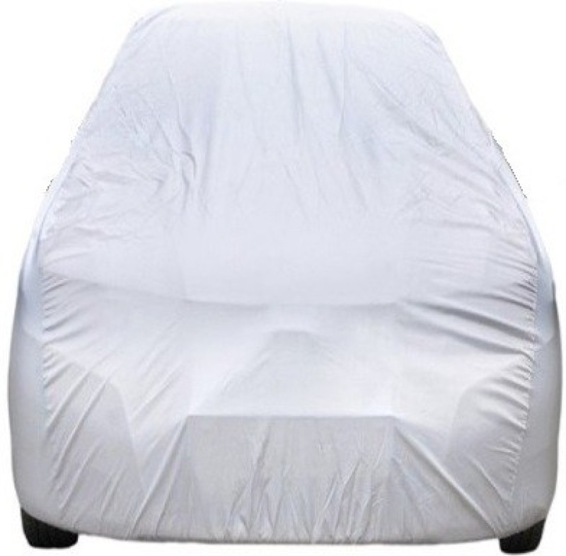 Double Cross Car Cover For Tata Bolt(Silver)