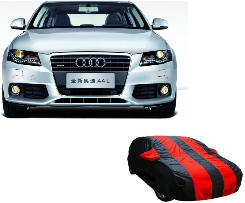 ACCESSOREEZ Car Cover For Audi A4(With Mirror Pockets)