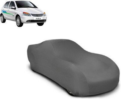 Auto Track Car Cover For Tata Indica