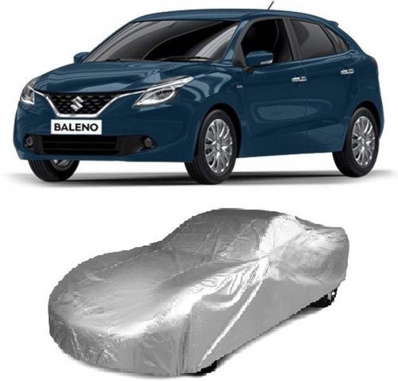 Autowheel Car Cover For Maruti Suzuki Baleno(Without Mirror Pockets)