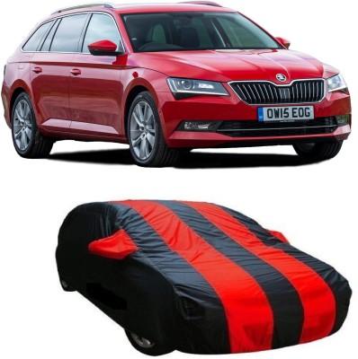 HD Eagle Car Cover For Skoda Superb