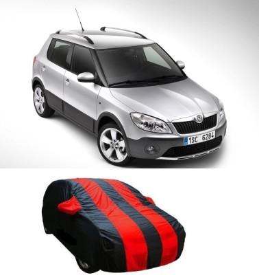 Bristle Car Cover For Skoda Fabia