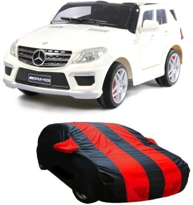 Dog Wood Car Cover For Mercedes Benz ML