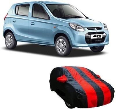 Dog Wood Car Cover For Maruti Suzuki Alto 800