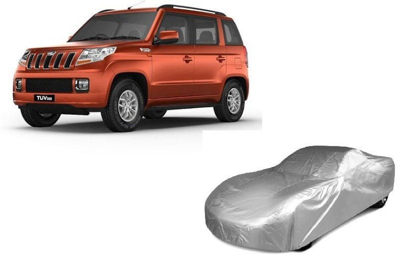 Autowheel Car Cover For Mahindra TUV300(Without Mirror Pockets)