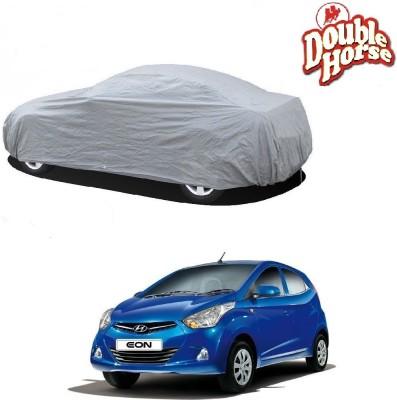 Double Horse Car Cover For Hyundai Eon