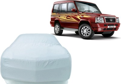 P Decor Car Cover For Tata Sumo
