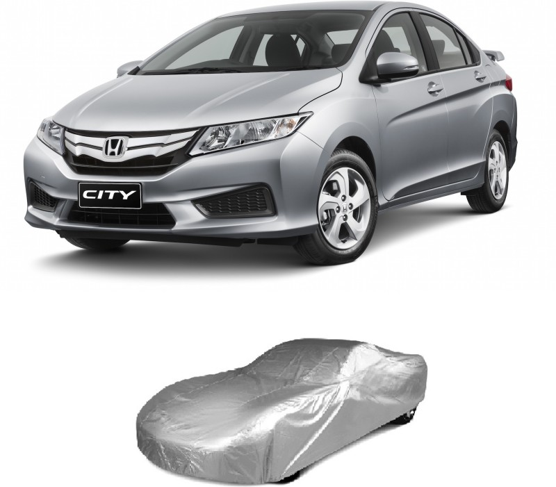 Autowheel Car Cover For Honda City(Without Mirror Pockets)