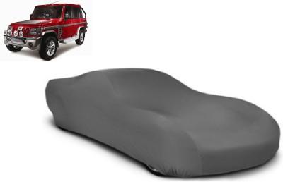 HI-TEK Car Cover For Mahindra Bolero