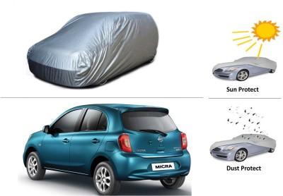 CreativeVia Car Cover For Nissan Micra
