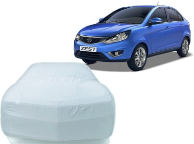 P Decor Car Cover For Tata Zest
