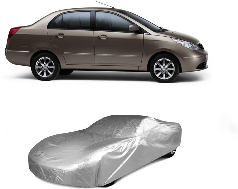 Autowheel Car Cover For Tata Manza(Without Mirror Pockets)