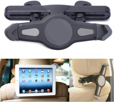 Vidya Ventures Car Mobile Holder for Headrest(Black)