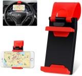 DMG Car Mobile Holder for Steering (Blac...