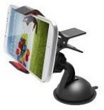 Queenoverseas Car Mobile Holder for Wind...
