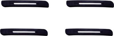 MEXUSS Polypropylene Car Bumper Guard(Black, Pack of 4, Maruti, Alto)